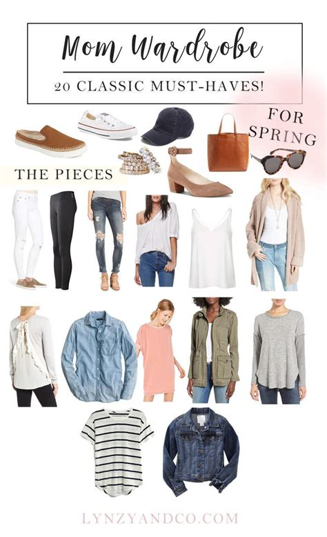 Basic Wardrobe Items by Wardrobe Classic Must Haves Lynzy Co