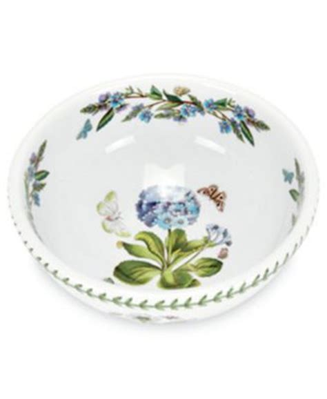 Botanical Gardens Dishes Portmeirion Dinnerware 9 Quot Botanic Garden Salad Bowl China Macy S