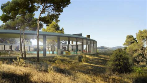 tna reveals inverted pyramid design for solo house in matarra a spain japanese architecture firm tna unveils designs for