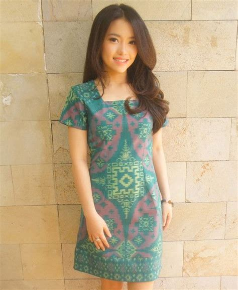 Sarimbit Batik Cheongsam Pink Fanta 17 best images about batik dresses on tea