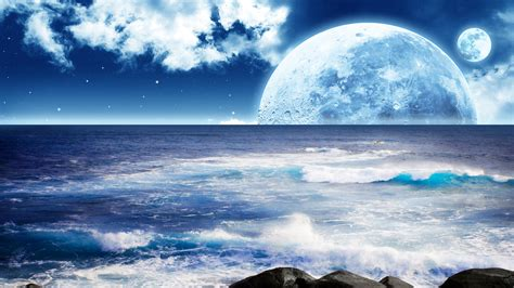 wallpaper bagus full hd wallpaper blue world full hd by kartine29 on deviantart