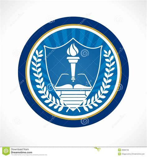 education emblem royalty free stock images image 28080759