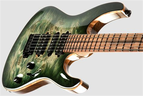 Handcrafted Guitar - suhr custom guitars suhr