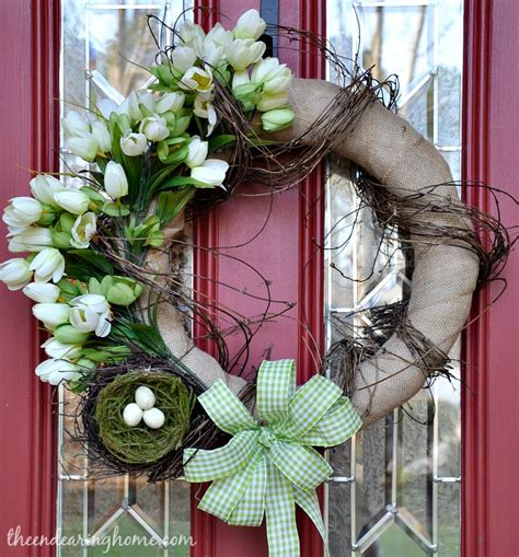 Messy Wires by A New Wreath To Welcome Spring