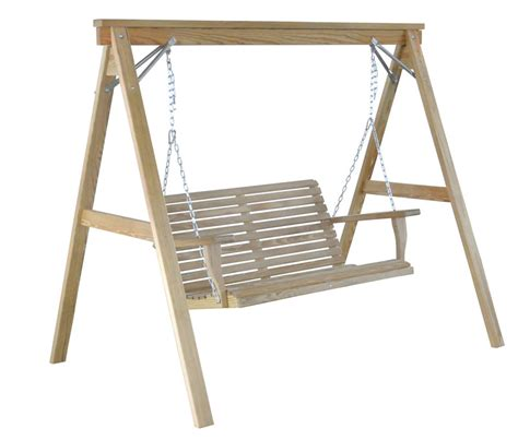 swing a frame small swing a frame ohio hardword upholstered furniture