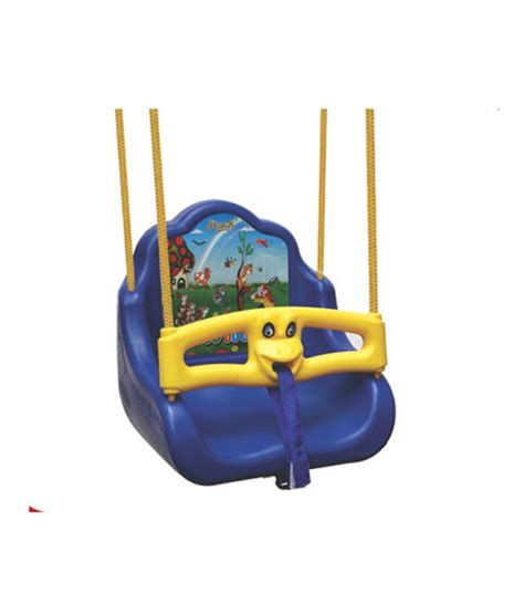 blue baby swing 3 off on dash red baby swing wave horn on snapdeal