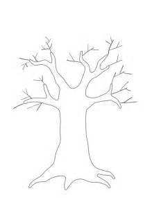 Free Tree Templates Jbs Inspiration Paper And Ink Kids Crafts