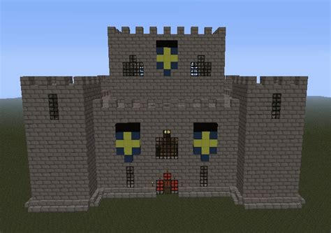 build a small castle simple minecraft castle designs www imgkid com the