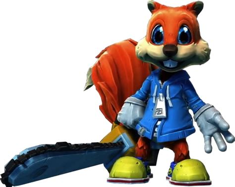 Conker the Squirrel | Project Spark Wiki | Fandom powered ...