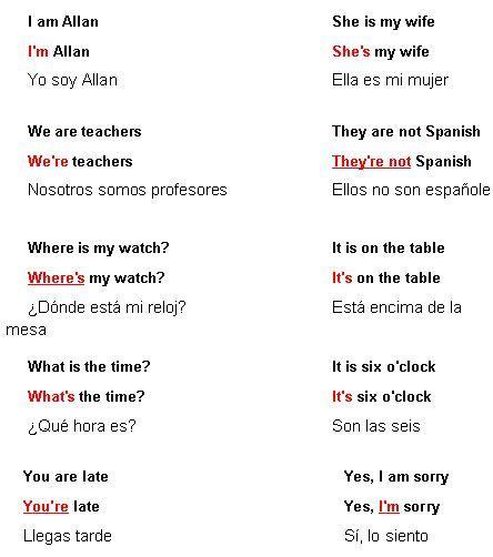 preguntas con wh y verbo to be las contracciones en el verbo to be 17901 3 2 jpg 444 215 502