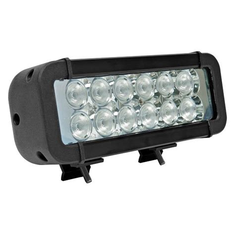 Plasmaglow 174 11161 Apache 8 Quot 36w Dual Row Driving Beam 36w Led Light Bar