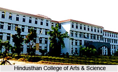Hindustan College Coimbatore Mba by Hindusthan College Of Arts Science Coimbatore Tamil Nadu