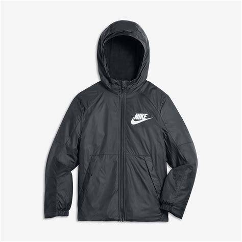 Jacket Nike Fleece windbreaker jacket for boys designer jackets