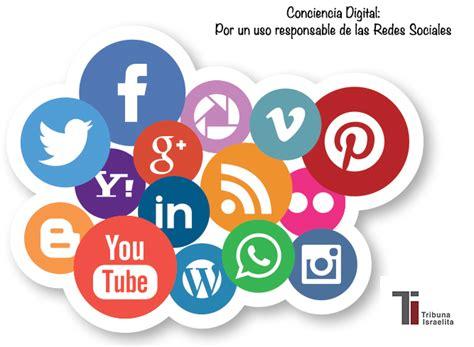 imagenes delas redes sociales conciencia digital por un uso responsable de las redes