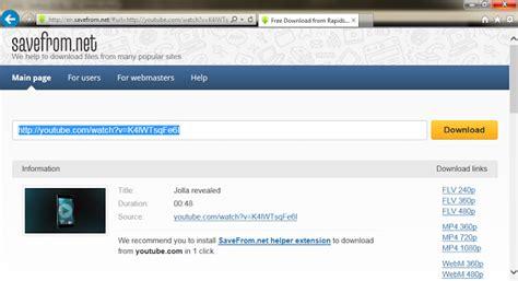 youtube meluncurkan fitur offline pertama di 3 negara asia yaitu download youtube tanpa software dengan mudah s a l i m p