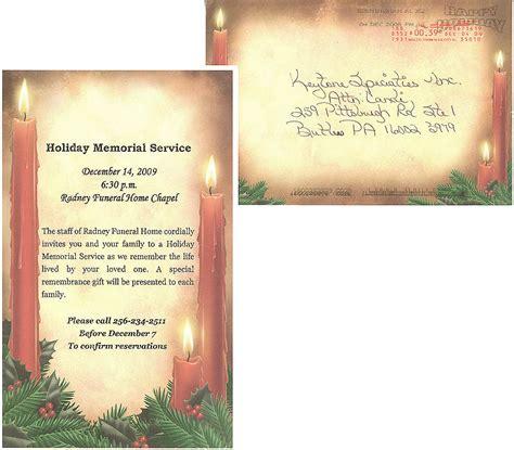 memorial service programs sle sle memorial service