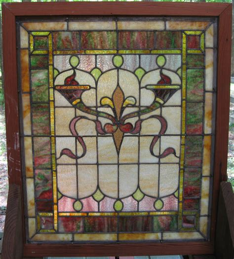 antique stained glass ls antique stained glass doors antique furniture