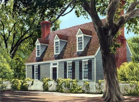 traditional cape cod house plans cape cod colonial traditional house plan 86325
