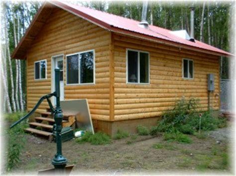 Friesen Cabins by Friesen S Custom Cabins Plan 1 Photos