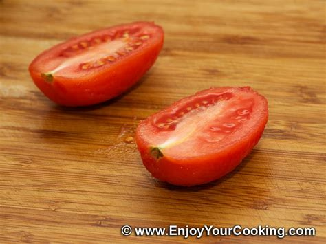 how to blanch and deseed tomatoes recipe my homemade