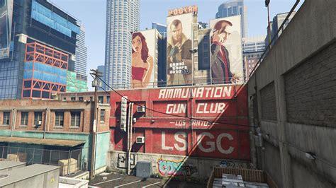 mod gta 5 rockstar rockstar games gta iv billboards gta5 mods com