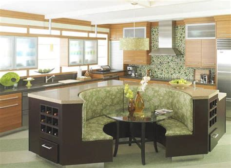 freestanding island bench kitchen island with bench seating home design ideas