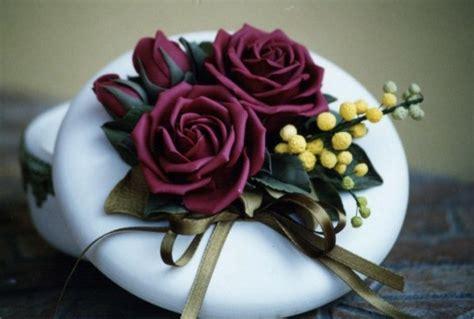 fiori pasta di sale fiori