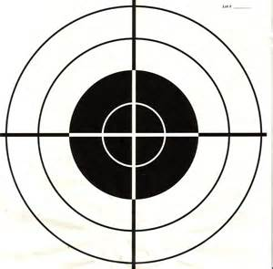 Printable targets for zeroing in a gun dog breeds picture