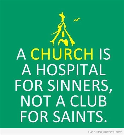 church quotes church quotes