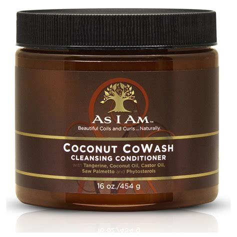Coconut Rinse Detox by As I Am Coconut Cowash Cleansing Conditioner 454g Buy