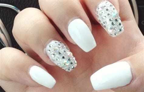 imagenes uñas decoradas blancas u 241 as decoradas color blanco u 241 asdecoradas club