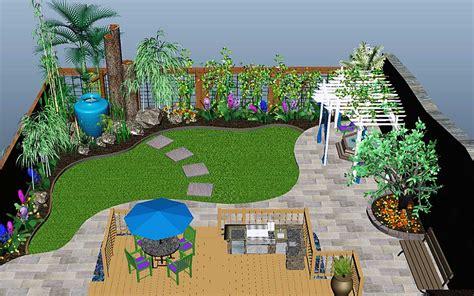 Home Design 3d Landscape Design 3d by Nikkilin Com 187 3d Landscaping Design