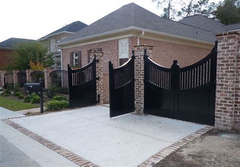 house gates and fences designs elegant and cool front yard fence ideas for your home homestylediary com