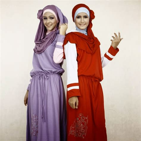 tutorial hijab trend anak muda beberapa fashion terbaru hijab terpopuler klinikmode com