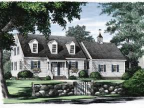 Cape Style Home Plans by House Plans Colonial Farmhouse Studio Design Gallery