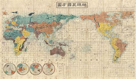 japan on a world map japanese world map 1853 5400 215 3143 mapporn