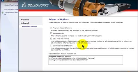 tutorial solidworks electrical 2014 how to complete uninstall solidworks electrical 2014 2015