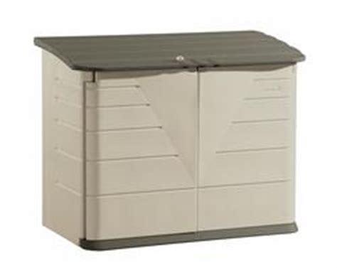 rubbermaid outdoor storage cabinet menards rubbermaid 5 x 2 8 quot large horizontal storage unit