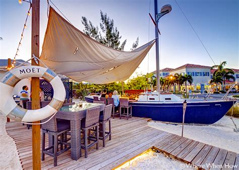 Boathouse Kitchen And Bar Menu by The Landing Bar Kitchen Restaurant Review Grace Bay
