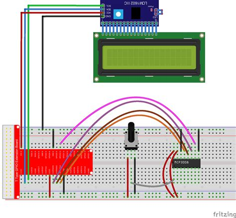 variable resistor raspberry pi variable resistor raspberry pi 28 images how to interface 16x2 lcd with raspberry pi using
