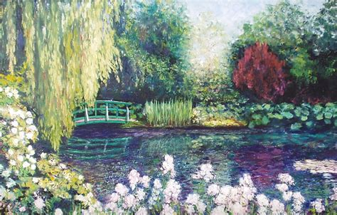 Monet Gardens by Related Keywords Suggestions For Monet S Garden
