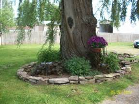 Landscape Rock Around Trees 11 Best Ideas About Willow Brick Circle On