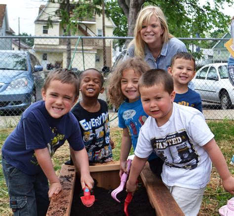 lowes scranton pa of scranton students secure grant for unc childcare center united neighborhood