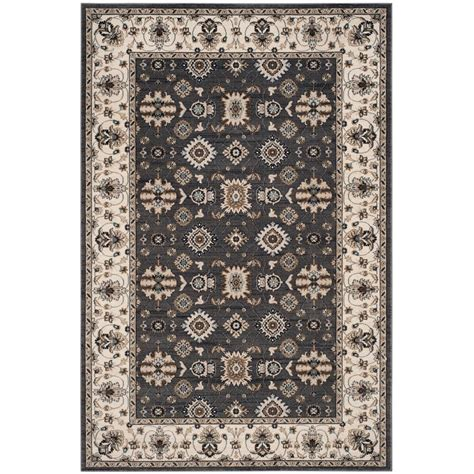 8 x 10 grey area rug safavieh lyndhurst gray 8 ft x 10 ft area rug lnh332g 810 the home depot