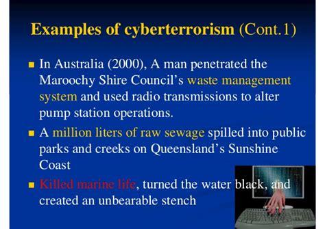 Cyber Terrorism Essay by Cyber Terrorism Buying An Essay Reportspdf819 Web Fc2