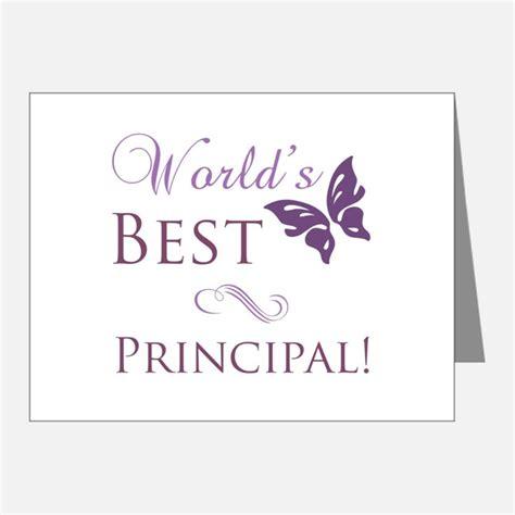appreciation letter for vice principal school principal thank you cards school principal note