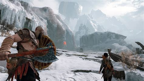 god of war review kratos is totally different and it god of war review growing up kratos shacknews