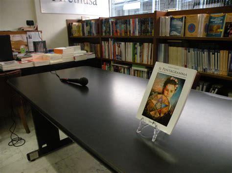 libreria arethusa torino il pentagramma presentazione a torino