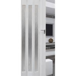 Concertina Shower Doors Pillar Products 85 X 203cm White Platinum Pvc Concertina Door