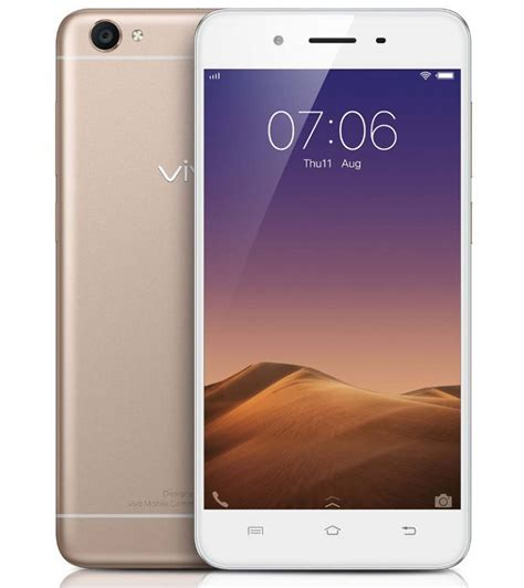 Vivo Y55 Smartphone 16 Gb2 Gb vivo y55l with snapdragon 430 4g volte launched in india for rs 11 980